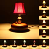 Lampshade Pendant Light - Lampshade Hanging Light - Lint Lampshade Pendant Wall Lamp Hanging Vintage European Style Home Bedroom Decor ( Wall Light Lampshade )
