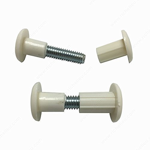 Chicago Screw - Plastic, For drawer - Chicago Ri