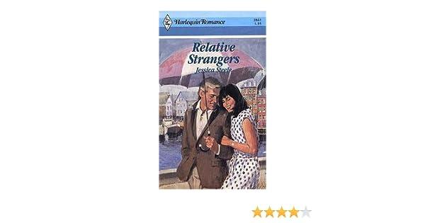 Relative Strangers Jessica Steele 9780373028610 Amazon Books