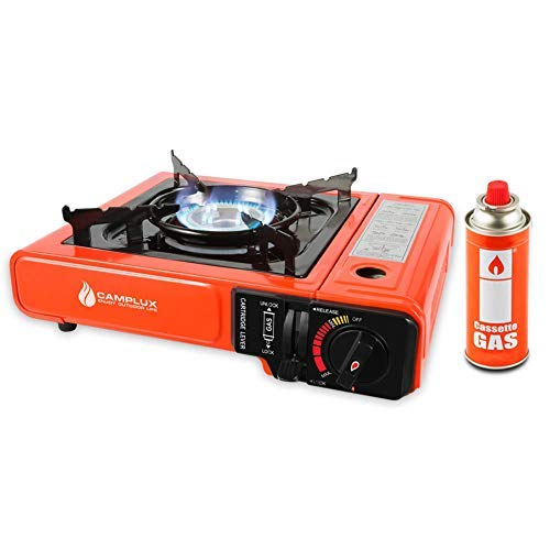 (Camplux New Portable Outdoor Camping Butane Gas Stove)