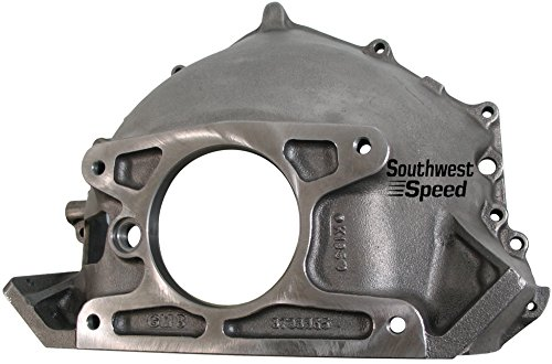 NEW SOUTHWEST SPEED CHEVY 365 BELLHOUSING FOR 55-57 CHEVY & 55-59 CORVETTE, STAMPED WITH #GM 3733365, DIRECT REPLACEMENT FOR SBC & BBC V-8 ENGINES WITH MANUAL TRANSMISSIONS, TRI-5, BEL AIR
