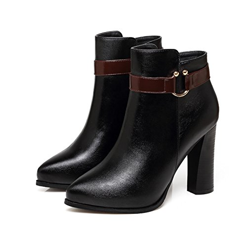 Des black Anglais Bottines Boots Nouvelles KHSKX Vent Bottes Bottes Vintage D'Hiver Martin « Talons Et Les Mesdames nZwwq7xa8f