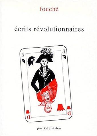 Lire en ligne Écrits révolutionnaires Tome 1 : Écrits révolutionnaires epub, pdf