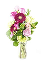 Making Magic Bouquet -With Vase