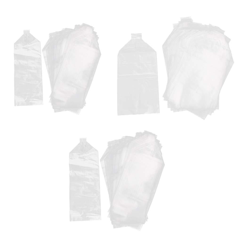 DYNWAVE 150 Pcs Aquarium Disposable Water Fish Bag Tackle Storage Bag Plastic Pouch