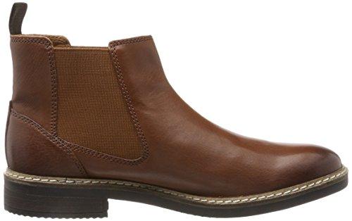 Clarks Blackford Top, Stivali Chelsea Uomo Marrone (British Tan Lea)
