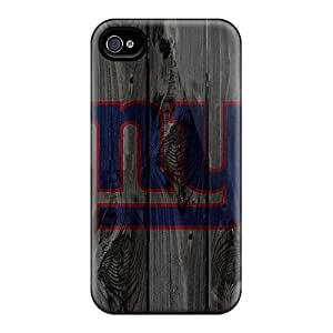 Bumper Cell-phone Hard Covers For Iphone 6 With Customized Vivid Ny Giants Skin JonathanMaedel