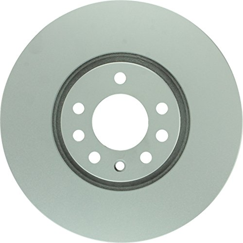 Bosch 45011185 QuietCast Premium Disc Brake Rotor For 2003-2011 Saab 9-3; Front (2006 Saab 9 3 Brake Rotor Size)