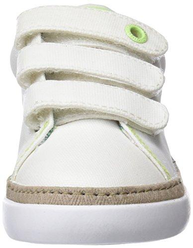 Gioseppo 43959, Zapatillas Sin Cordones Para Niños Blanco (White)