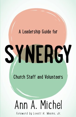 Synergy  A Leadership Guide For Church Staff And Volunteers