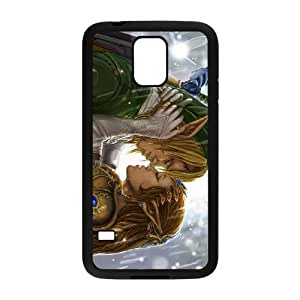SamSung GalaxyS5 Black The Legend of Zelda phone cases protectivefashion cell phone cases YQTR5597455