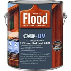 Flood FLD442-01 Clear Voc Wood Finish ()