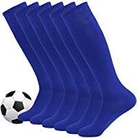 Soccer Socks,Fasoar Unisex Team Sports Football Long Tube...
