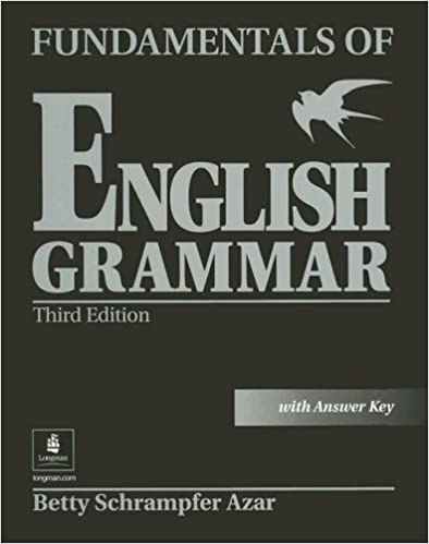 Fundamentals of english grammar third edition full student book fundamentals of english grammar third edition full student book with answer key betty schrampfer azar 9780130494474 amazon books fandeluxe