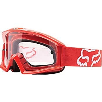 clearance prices famous brand get new Amazon.com: Fox Racing Main Goggle (Red): Automotive