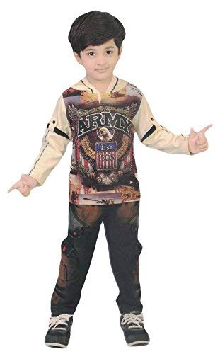Miss U Kids Boys Designer Party wear Dresses Boys Dress Denim Pant and  Cotton T- 175bfcd22