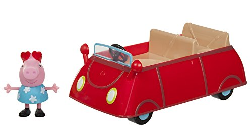 Peppa Pig Little Red Car -