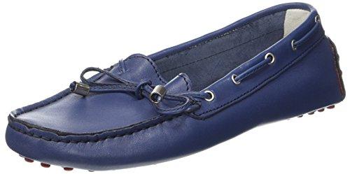 Pollini Vrouwen Bootschoen Blauw