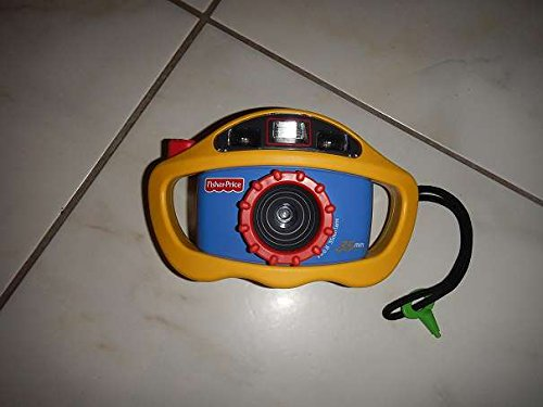 Perfect Shot 35mm Camera Yellow