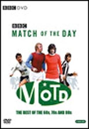Amazon.com: Match of the Day [Region 2]: Gary Lineker, John ...