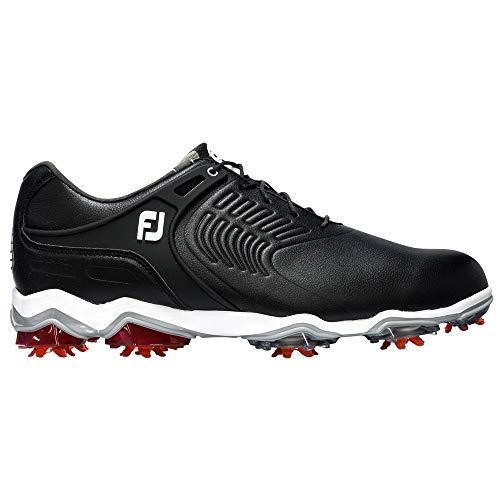 FootJoy Tour S Mens Golf Shoe Black 55304-7 X-Wide