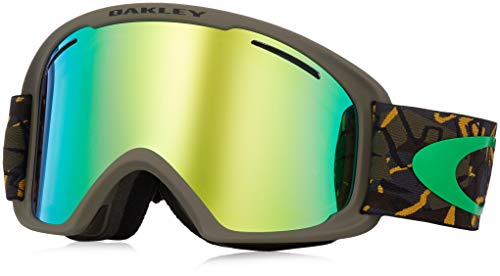 Oakley O Frame 2.0 Snow Goggle, Camo Vine Jungle, Large