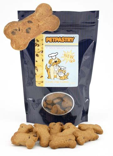 PetPastry Carob Chip Cookies by PetPastry