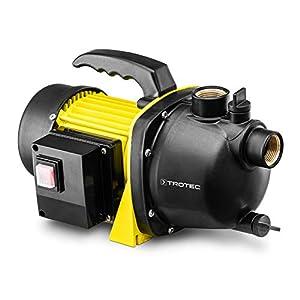 TROTEC Pompa da giardino TGP 1000 E, 1.000 W / 3.300 litri l'ora, IP44 8 spesavip