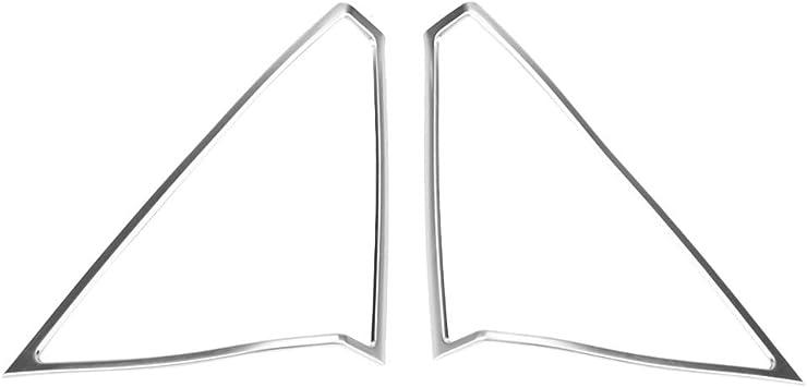 Chrome Inner Door Stereo Speaker Trim Cover For Mercedes Benz C Class W204 08-14