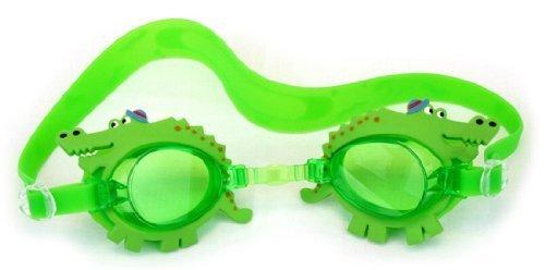 (Water Gear Animal Swim Swim Goggles Alligator)
