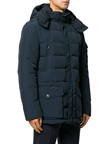 Uomo Poliammide Blu Wocps2607sm20324 Outerwear Woolrich Giacca pwvqFqE