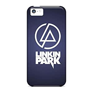 Iphone 5c Ynr7767trZM Provide Private Custom Colorful Linkin Park Skin Scratch Resistant Hard Cell-phone Case -KevinCormack