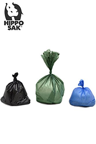 Hippo Sak Extra Large Pet Poop Bags for Large Dogs and Cat Litter, 240 Count by Hippo Sak (Image #8)