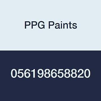 PPG Paints 056198658820 Latex Paint, Antique White, Flat, 1 Gal, Multi