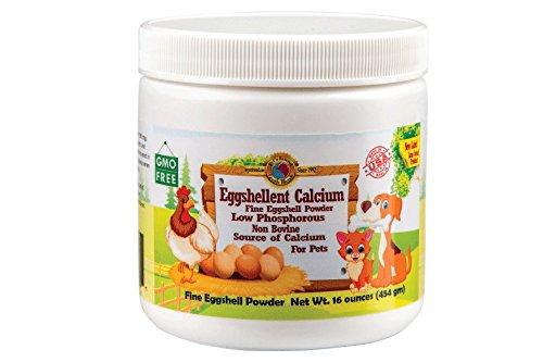 Pet's Friend Eggshellent Calcium 16 Ounces by Pet's Friend