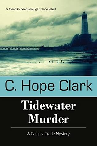 book cover of Tidewater Murder