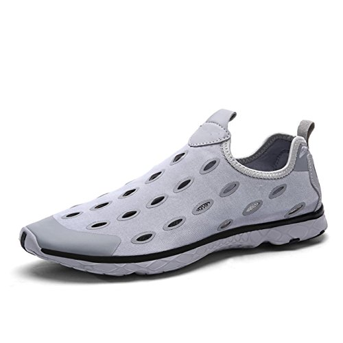 Man Shoes Couples Water Woman Summer Slip Shoes Sneakers Breathable Anti Aqua Shoes Sport Beach Wading Lightweight qwFwYTg
