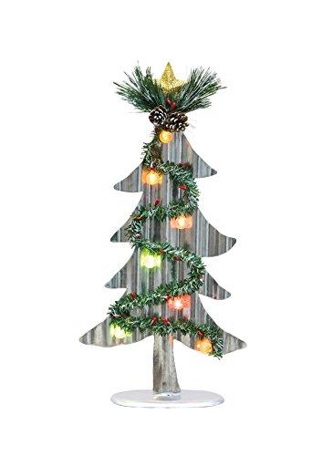 Christmas Tree Stander 17 Inch Light Up Tabletop (Pinterest Halloween Tree Decorations)