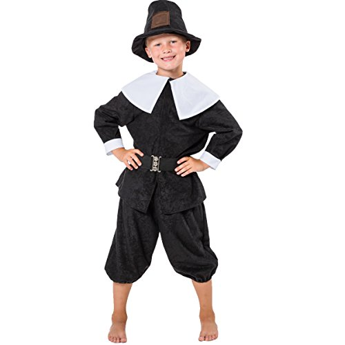 Pilgrim Costume for Kids