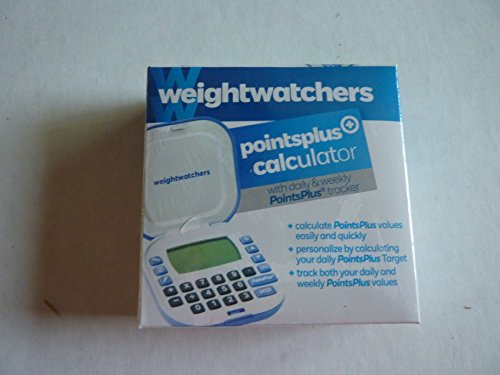 Weight Watchers Points Plus Calculator (2015 Edition) by Weight Watchers