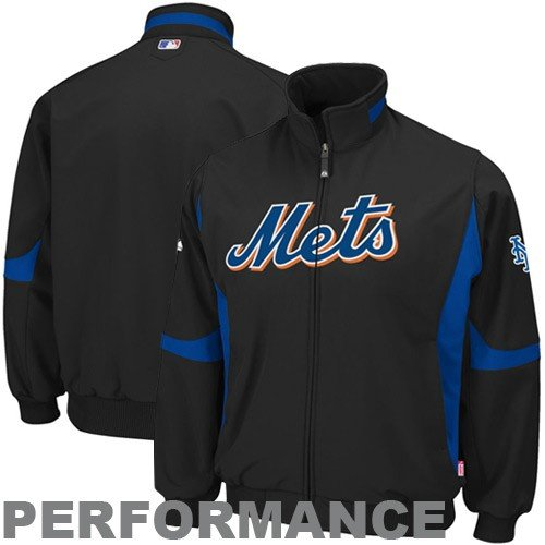 "New York Mets Authentic Collection Therma Baseâ""¢ Premier -"