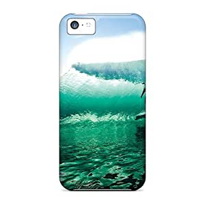 linJUN FENGAwesome Cases Covers/iphone 6 plus 5.5 inch Defender Cases Covers(wave Surfing)