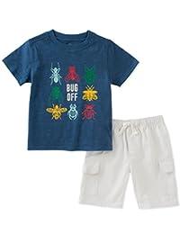 Kids Sead, Juego de Pantalones Cortos de 2 Piezas para niños