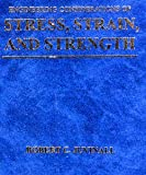 img - for ENGINEERING CONSIDERATIONS OF STRESS, STRAIN, AND STRENGTH. A Volume in McGraw-Hill Series in Mechanical Engineering. book / textbook / text book