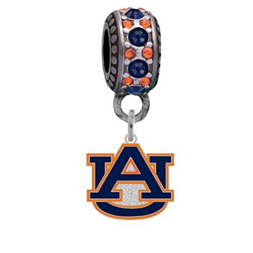 Auburn University Charm European Bracelets product image