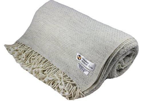 (Himalayan Cashmere Throw,Natural Cashmere Blanket 54