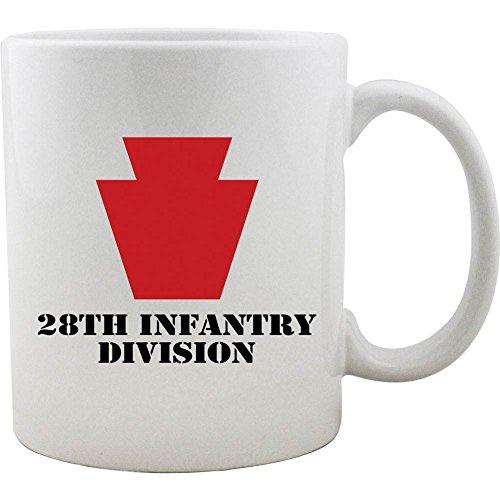 Army 28th Infantry Division 11oz. Coffee Mug