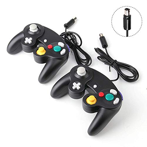 1.5m/4.9ft Gamecube Controller, NGC Classic Wired Controller Compatible with Nintendo Gamecube Wii Wii U Video Game…