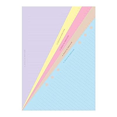 Filofax A5 Classic Ruled Colored (30 Pack) (B340508)