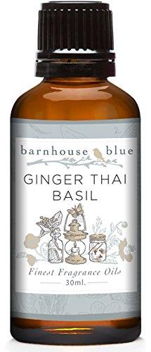 Barnhouse Blue - Ginger Thai Basil - Premium Grade Fragrance Oil … (Ginger Essential Fragrance Oil)
